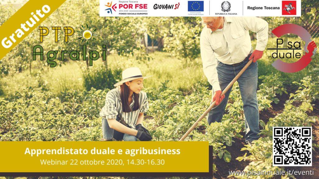Apprendistato duale e agribusiness