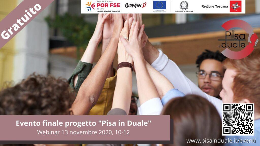 Evento finale Pisa in Duale