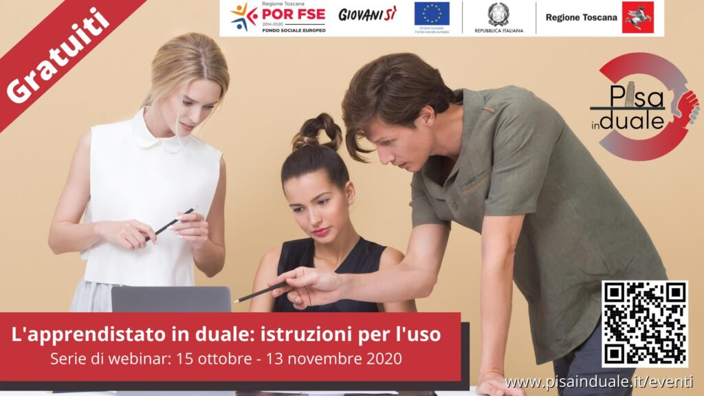 Presentazione eventi Pisa in Duale