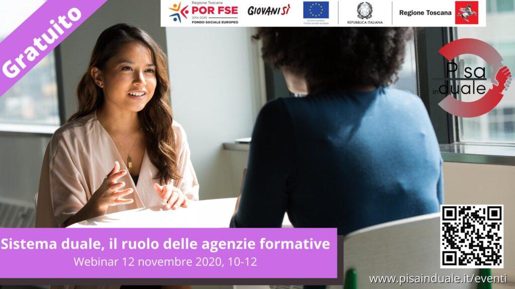 Il ruolo delle agenzie formative